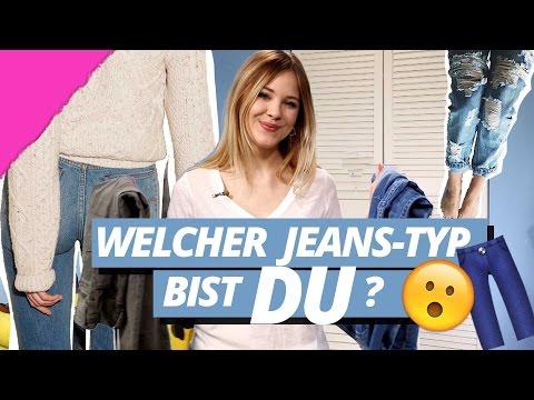 Welche Jeans passt zu mir? - Passt Nicht Gibt's Nicht mit Dfashion