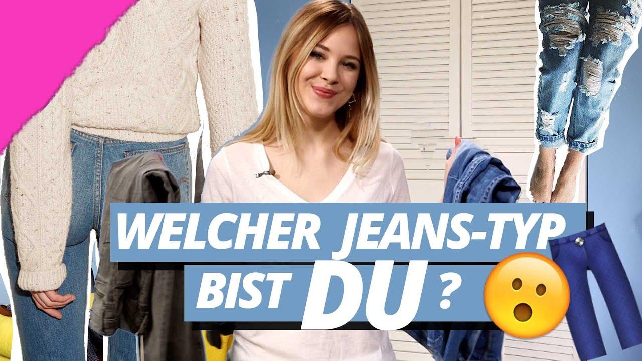 welche jeans passt zu mir