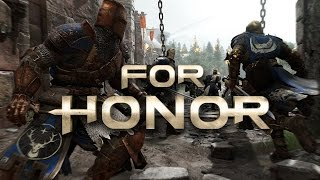For Honor - ЗБТ