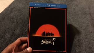 Unboxing Session #6: Samurai 7 - The Complete Series Anime Classics Edition (Blu-Ray/DVD)