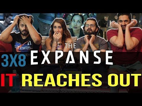 The Expanse - 3x8 It Reaches Out - Group Reaction