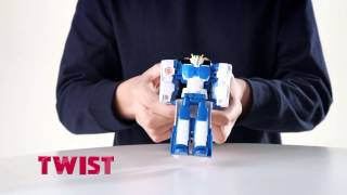 Transformers US | Robots in Disguise One Step Changers Demo