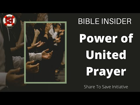 Power of United Prayer - Bible Insider English Season 02 Epi