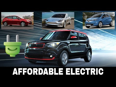10 All-Electric Cars on Sale in USA: Reviewing Most Affordable Models of 2018