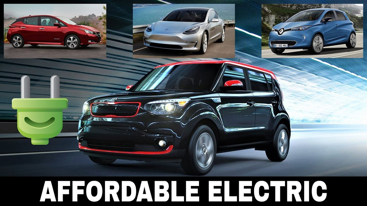 10 All-Electric Cars on Sale in USA: Reviewing Most Affordable ...