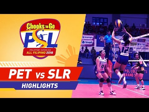 Highlights: Petron vs. Sta. Lucia | PSL All-Filipino Conference 2018