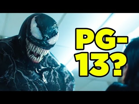 VENOM PG-13 Rating? Spider-verse Future Explained! #NewRockstarsNews