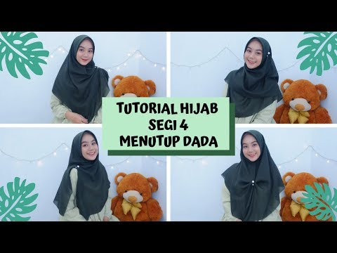 Hijab Tutorial Paris Segi Empat Modern dan Simple tutorial hijab pashmina simple, tutorial hijab 2016, tutorial hijab paris, tutorial....