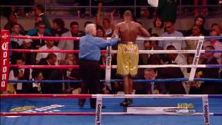 Paul Williams vs. Kermit Cintron: Highlights (HBO Boxing)