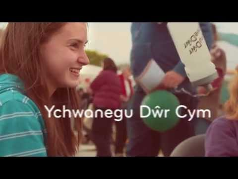 Ychwanegu Dŵr Cymru