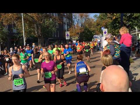 Great East Run 2017 - The Start