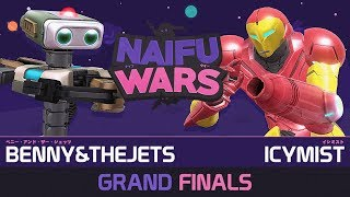 Grand finals of Naifu War #27! This event had 128 entrants. Full re...