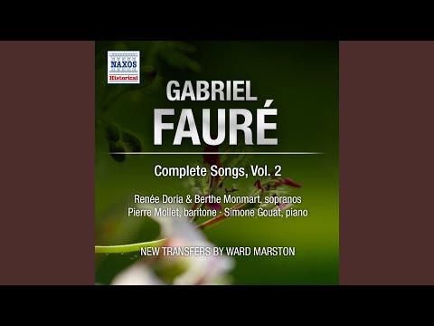 4 Songs, Op. 39: Les roses d'Ispahan, Op. 39, No. 4
