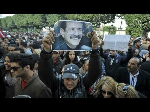 Death sparks protests in Arab Spring birthplace