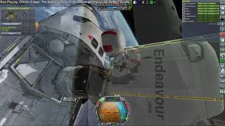 Kerbal Space Program/RO - ISS Assembly Redux 05 - STS-102 and STS-100