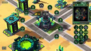 8-Bit Invaders ps4 gameplay.