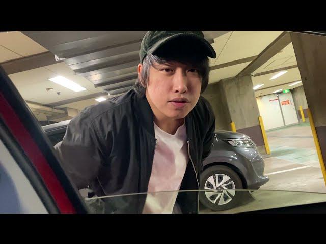ジョニーヘンドリクス「渋谷にいる変な人」