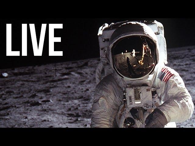 🚀 Apollo 11 - LE LIVE EN TEMPS REEL commenté FR