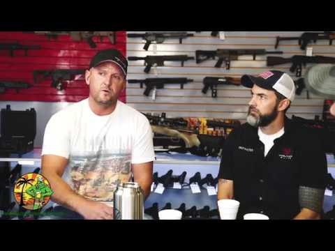 John Owens talks with Wex Gunworks about Naked Warrior Project.