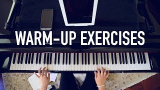 Warm-Up Exercises That Are Fun to P...