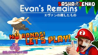 Evan's Remains Gameplay (Chin & Mouse Only)
