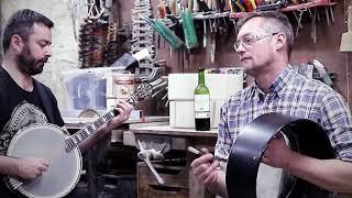 Irish banjo & bodhran. The Mystery Inch (Comp. David Kosky).