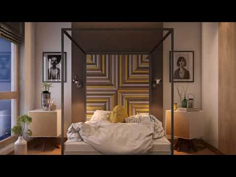 Bedrooms With Brilliant Accent Walls