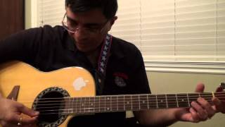 Come September by Ventures Guitar Lead Lesson by Suresh