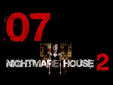 Let's Play Nightmare House 2 [Blind/Deutsch] #07 Dörte und Nolle