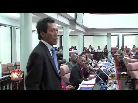 Nieuws 21 Febr  2018  31 assembleeleden in Suriname hebben een dubbele salaris