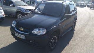 Chevrolet Niva с пробегом 2014   Автомобили с пробегом ТТС Уфа
