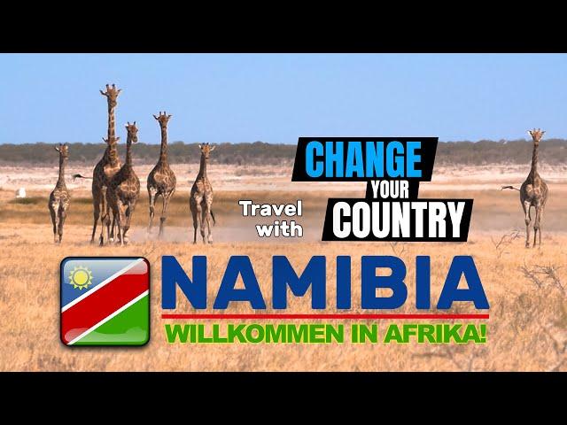 NAMIBIA - Willkommen in Afrika! [Trailer] 🦒