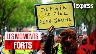 Gilets Jaunes : les temps forts de la mobilisation