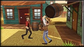 Salloon Brawl 2 - Game Walkthrough (all 1-7 lvl)