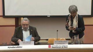 """Cataluña, """"preparada"""" para hacer frente al caso de Coronavirus"""