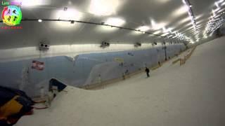 LSC: Прыжки в подушку Снеж.ком