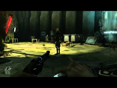 Dishonored Gameplay Walkthrough Let's Play - Part 1 HD - Dishonoured