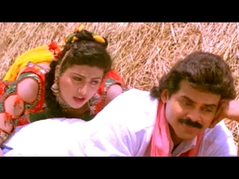 Kalaga Vachhinavu Full Video Song || Pokiri Raja Movie || Venkatesh, Pratibha Sinha, Roja