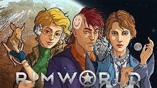 ВЫЖИЛИ ТОЛЬКО ТРОЕ ► RimWorld
