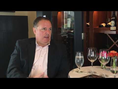 Tom Boucher, CEO of Great NH Restaurants