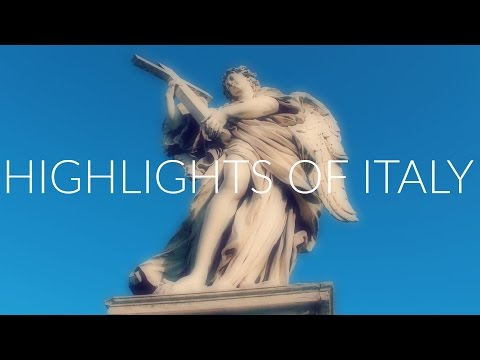 Travel Vlog: HIGHLIGHTS of ITALY (ROME, FLORENCE, PISA, CINQUE TERRE)