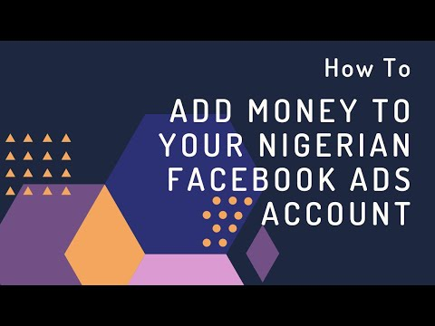 How to Add Money to Your Nigerian Facebook Ad Account | Change Facebook Ads Currency to Naira