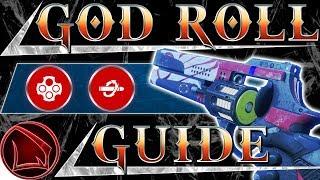 Destiny 2: God Roll Guide & Weapon Perks Explained – Best Random Rolls