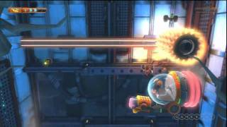 Ratchet & Clank: All 4 One - Jetpack Joyride Gameplay Movie
