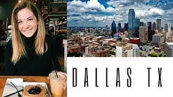 vlog // dallas tx