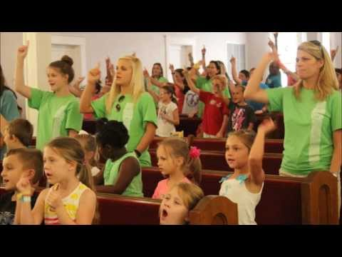 Journey Off The Map 2015 - First Baptist Church, Opp AL