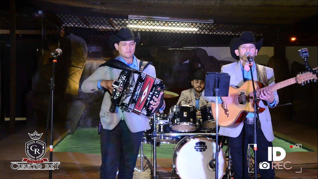 Grupo Cuarto Rey - Tu Ingratitud (En Vivo 2015) - YouTube