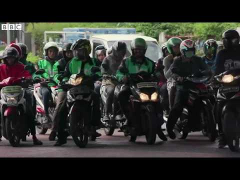 Go Jek boss  'You have to out innovate everybody'   BBC News