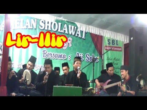 Lir Ilir - Gamelan Sholawat Aji Soko & Tari Sufi di Mayangkawis