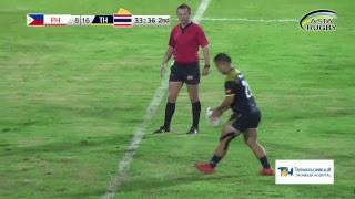 Asia Rugby U19 Championship Live Stream  Day 1